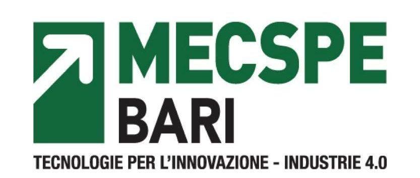 MECSPE BARI dal 28 al 30 Novembre 2019